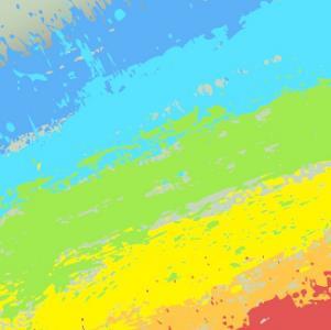 德嘉丽涂料彩虹