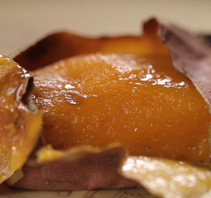 泉城烤薯小吃好吃