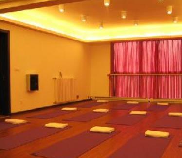 成都v瑜伽健身環境