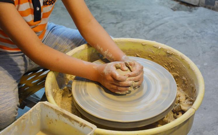 維泥陶藝手工陶藝
