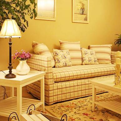 金仕利布艺沙发家具组合