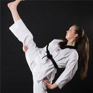 先锋跆拳道训练
