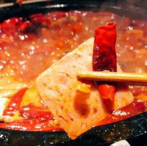 咕噜咕噜火锅店肉