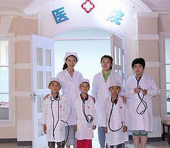 成长湾儿童职业体验馆项目