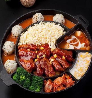 枣玛露特色料理