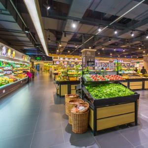 保真保佳生鲜超市环境