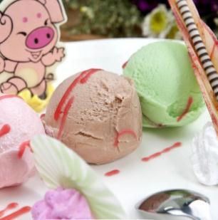 雪乐芙冰淇淋球