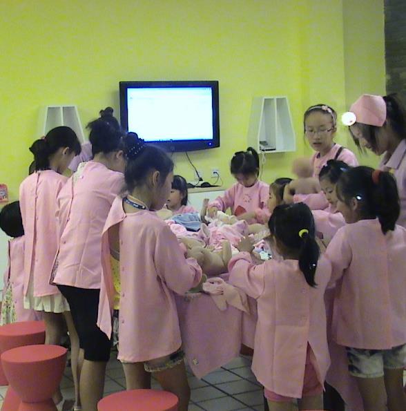 成长湾儿童职业体验馆