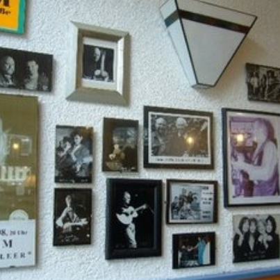 德国小镇门店装饰画