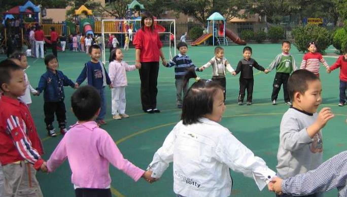六一幼兒園課外活動