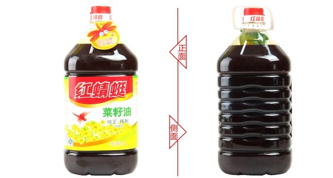 紅蜻蜓菜籽油品牌優質