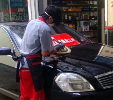盛百联洗车