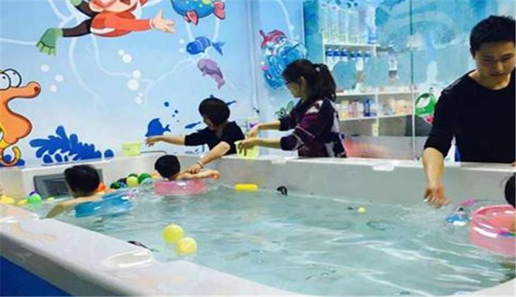 游来游去婴儿游泳馆加盟店