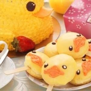 欧贝客烘焙坊莎莉鸡蛋糕