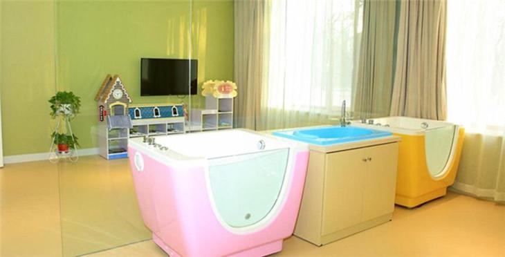 奥医月子会所洗澡室
