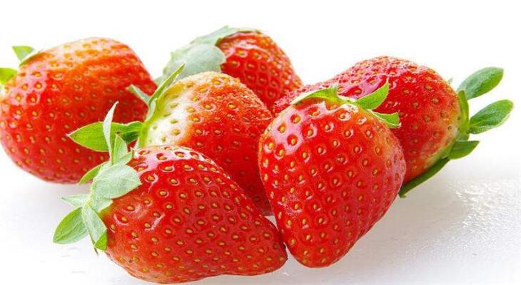 鲜果1号草莓