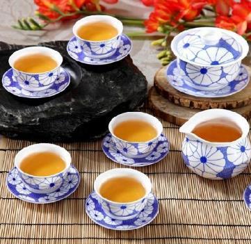 暢宏茶具展示