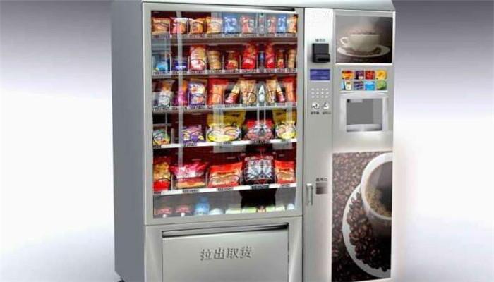 米源饮料自动售货机货架