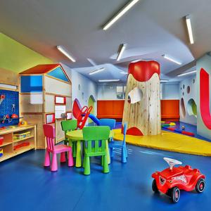 回龙观童学园幼儿园教室