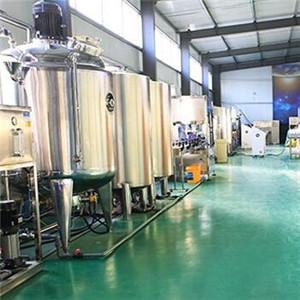 威尔顿玻璃水厂房