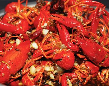回味十三香龙虾