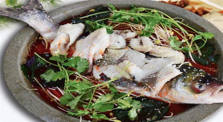 酵作酸汤小鱼