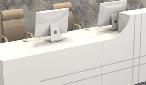 安博教育吧台设计