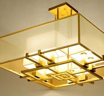 安居宝灯具中式吊灯
