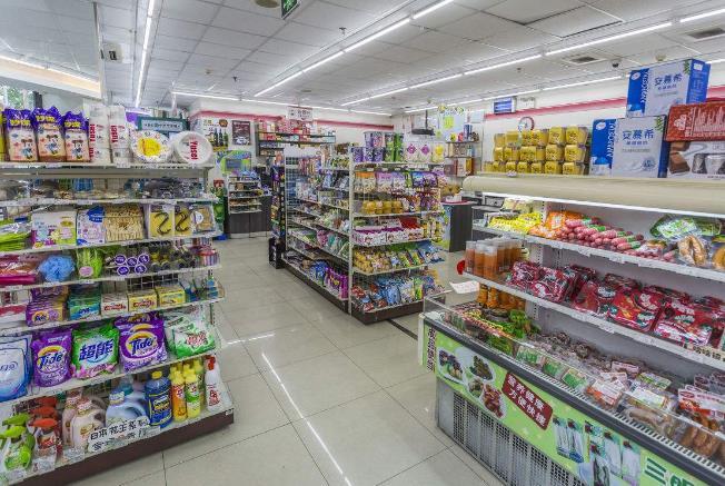365超市内景图
