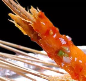 东海渔村虾