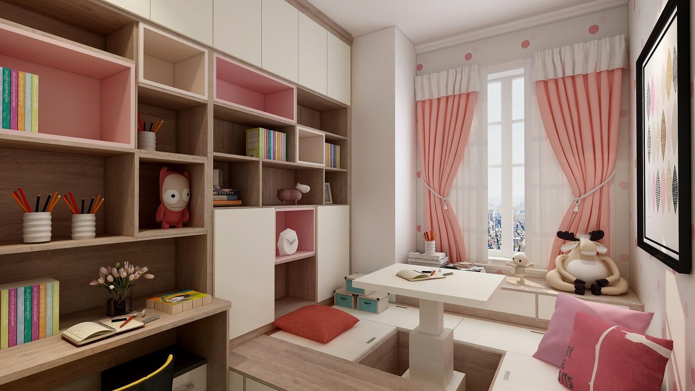 北欧系儿童房