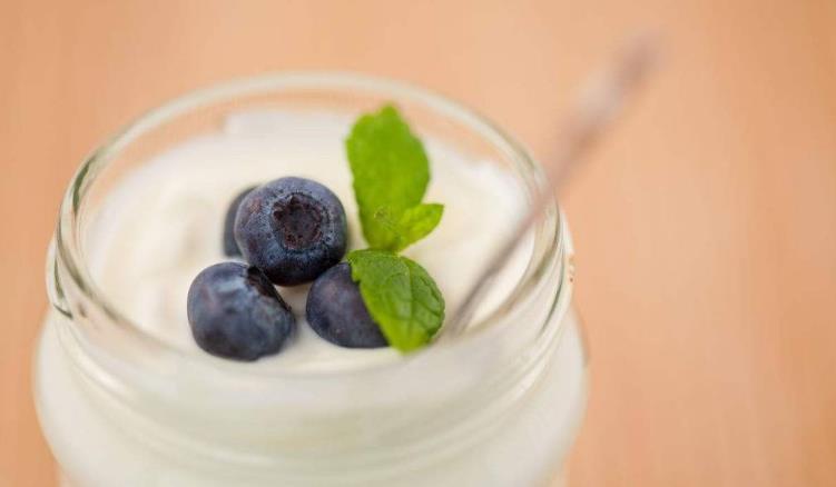 只只酸奶牛蓝莓酸奶