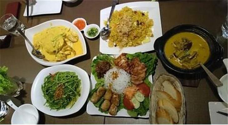 青悦越南料理美味
