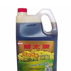 香太菜籽油品種