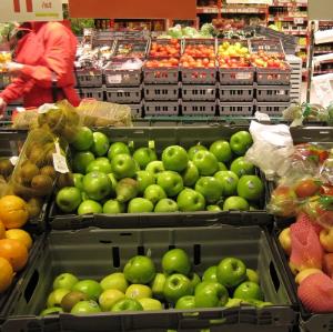 保柳水果蔬菜超市卫生