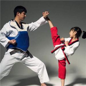 文武跆拳道培训
