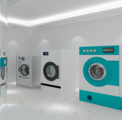 百斯特干洗店洗衣设备