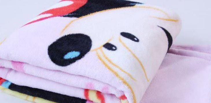 愛緹莎毛毯