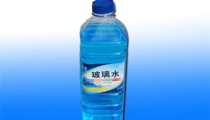 明庭玻璃水蓝色
