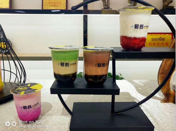 奶茶實驗室好喝
