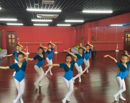 全明星语商学校舞蹈培训
