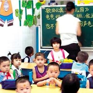 星河湾德福双语幼儿园自由绽放