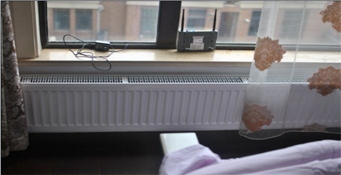凯美暖气片展示