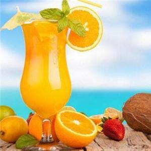 鲜果冰皇橙汁
