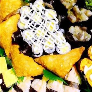 争味外带寿司沙拉