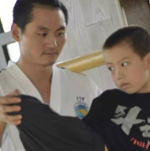 龙珠跆拳道一对一教学