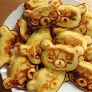 欧尚烘焙坊小熊饼干