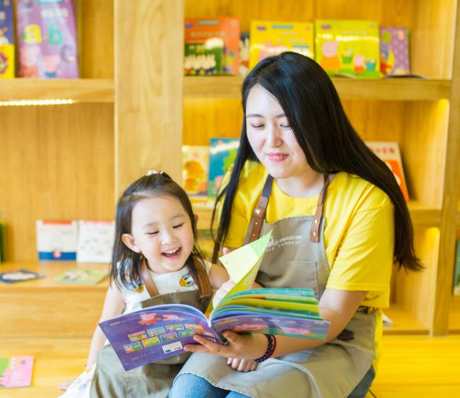 熊猫叔叔儿童美术阅读