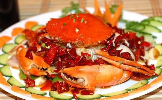 东海渔村菜色