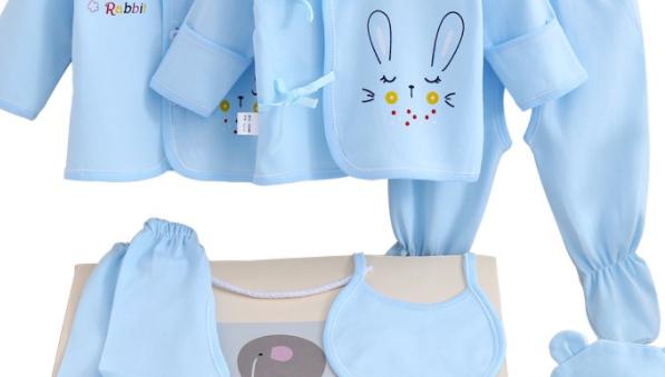 好孩子孕嬰店嬰兒衣服